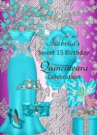 elegant sweet 16 invitations quinceanera invitation sweet 16 invitation quince invites