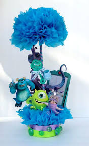 monsters inc baby shower decorations inc baby shower food ideas the best monsters centerpieces