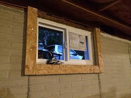 How To Insulate Basement Walls by Insulating Basement Windows Basements Ideas
