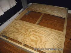 How To Make A Modern Platform Bed For Under 100 Platform Beds by How To Make A Modern Platform Bed For Under 100 Modern Platform
