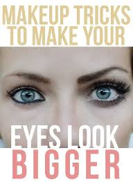 11 makeup tricks to make your eyes look bigger they always work