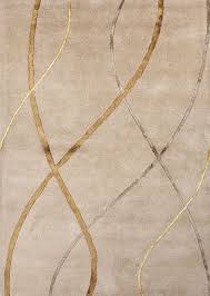 Modern Pattern Rugs Home Engaging Grey And Gold Area Rugs Modern Legacy