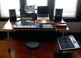 small music studio small studio desks cheap recording studio furniture netup me