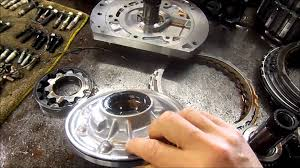 f4a51 transmission pump leak cracked leaking fluid transmission