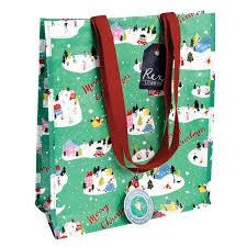 christmas shopping bags rex london christmas shopping bag rex london