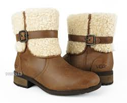 uggs womens boots on ebay ugg womens blayre ii boots 1008220 chestnut size 8 ebay