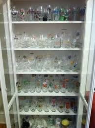 pint glass display cabinet beer bottle display cases beer glass display cabinet m