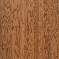 Bruce Hardwood Laminate Floor Cleaner Bruce Town Hall Oak Gunstock 3 8 In Thick X 3 In Wide X Random