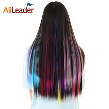 Synthetic Hair Extension by Online Get Cheap 20 Inch Synthetic Hair Extensions Aliexpress Com