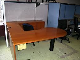 u shaped desks bow front u shaped desk with hutch desk design best u shaped