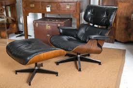 Lounge Chair Ottoman by Eames Lounger Vintage Eames Lounge Chair And Ottoman At 1stdibs