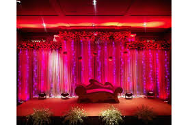 Wedding Reception Stage Decoration Images Trending Wedding Reception Backdrops Chennai