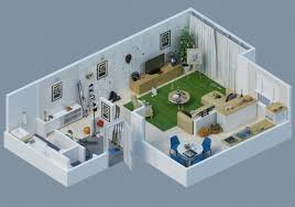 large house floor plans inspiring 3d floor plans for small and large houses