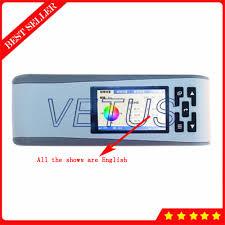 popular colorimeter light meter buy cheap colorimeter light meter