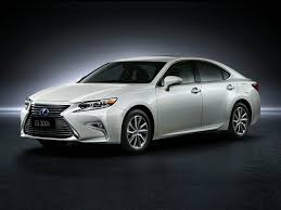 cars lexus 2017 new 2017 lexus es 300h price photos reviews safety ratings