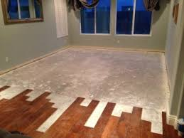wood laminate flooring can be an alternative to tile flooring