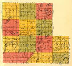 Mn Counties Map Collections U2013 Isanti County Historical Society
