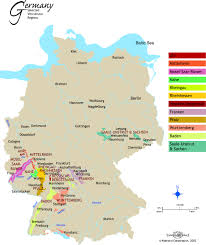 Bremen Germany Map by Map German Wine Regions Google Search The Wino U0026 I Know