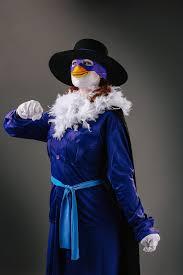Duck Halloween Costume Diy Darkwing Duck Halloween Costume Throwback Thursday