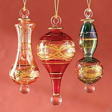 glass ornaments lots ornament glass