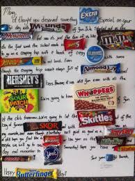 candy for birthdays we done this for my teachers for years things