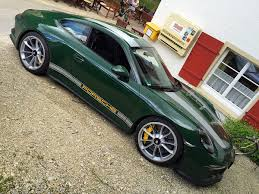 porsche british racing green michael harley on twitter how about a one off british racing