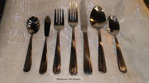 flatware rentals in all styles all occasion rentals