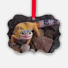 leopard gecko ornaments 1000s of leopard gecko ornament designs