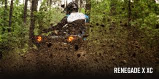 four wheelers mudding quotes 2017 can am renegade x xc 1000r atvs conway new hampshire