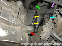 porsche boxster air oil separator replacement 986 987 1997