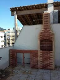New Churrasqueira e telhado colonial em promoção para o dia em São  #HJ82