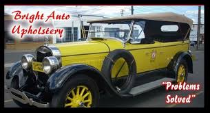 Antique Auto Upholstery Bright Auto Upholstery 1611 Se 6th Ave Portland Or Auto Repair