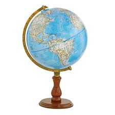 World Map Desk by Hudson Desk Globe National Geographic Store