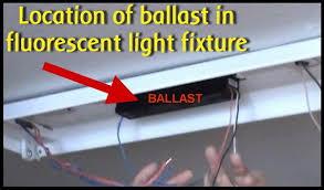 Starter Fluorescent Light Fixture How To Repair Fluorescent Light Fixtures Removeandreplace