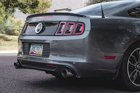 mustang titanium exhaust agency power race tuned catback exhaust ford mustang gt 5 0 11 14