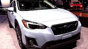 crosstrek subaru white 2018 subaru crosstrek white edition preview youtube