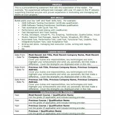 Sample Resume For Software Tester by Resume Samples Software Testing Pertaining To Qa Tester Resume
