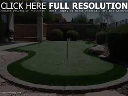 backyard putting green designs home outdoor decoration