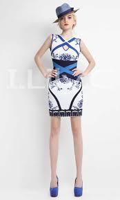 kristin cavallari dress herve leger white and gray print dress