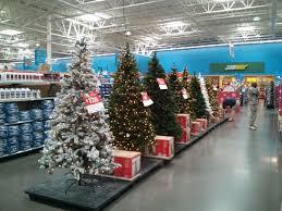 walmart stores treeschristmas trees ats of
