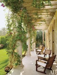 home tour heavenly sunshine villa in mexico verandas wicker