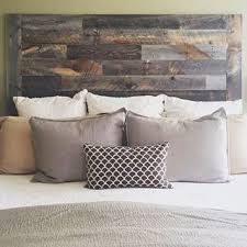 Wood Headboard Diy Best 25 Reclaimed Wood Headboard Ideas On Pinterest Diy Wooden