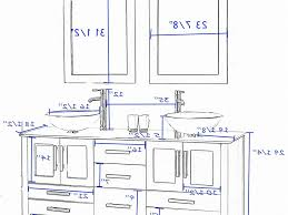 Standard Vanity Height Nz Bathroom Standard Height For Bathroom Vanity 27 Awesome Standard