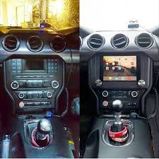 images for 2015 mustang 2015 17 ford mustang mini nexus 7 dash kit