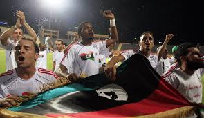 Lybian Flag Libya U0027s Soccer Team Hope Of A Nation U2014 Latitude News