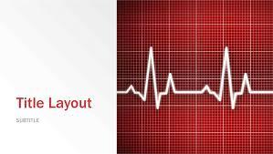 medical design presentation widescreen office templates