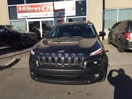 jeep cherokee back used 2018 jeep cherokee north v6 back up cam for sale milton on