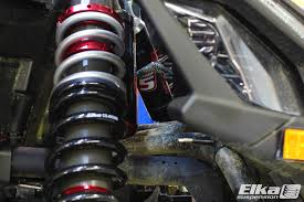 car suspension spring can am maverick x3 x ds stage 5 suspension available elka