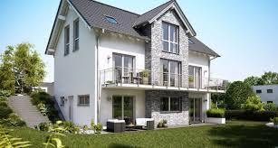 Massivhaus Haus Am Hang Haus Mit Keller Kern Haus