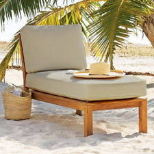 Teak Sectional Patio Furniture Patio Chair With Cushion Lounger Teak Clearance Lounge Furniture